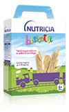 Nutricia Biskotti - Χάρτινη συσκευασία των 180 γρ.