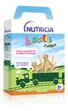 Nutricia Biskotti Ζωάκια - Χάρτινη συσκευασία των 180 γρ.