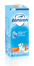 Almiron Growing Up 1+ της NUTRICIA σε υγρή μορφή
