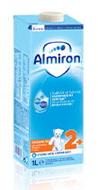 Almiron Growing Up 2+ της Nutricia σε υγρή μορφή