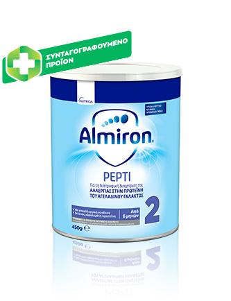 Almiron Pepti 2 της NUTRICIA