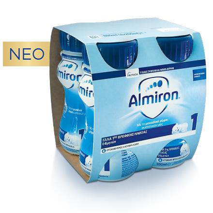 Almiron 1 της NUTRICIA