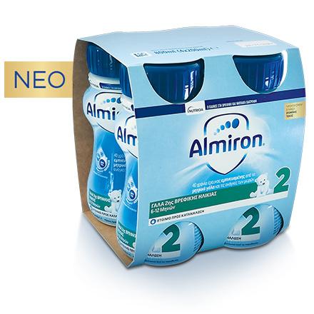 Almiron 2 της NUTRICIA